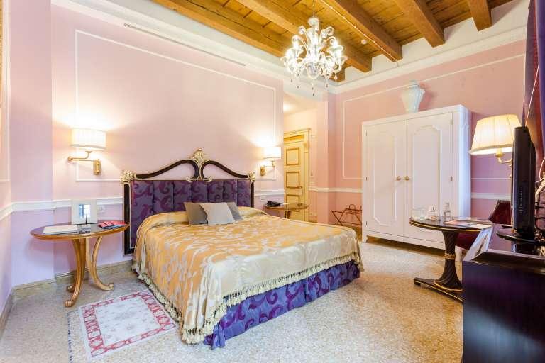 Zimmer der Tradition mit Terrasse