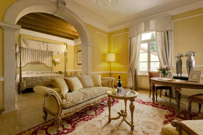 Romantische Honeymoon Suite