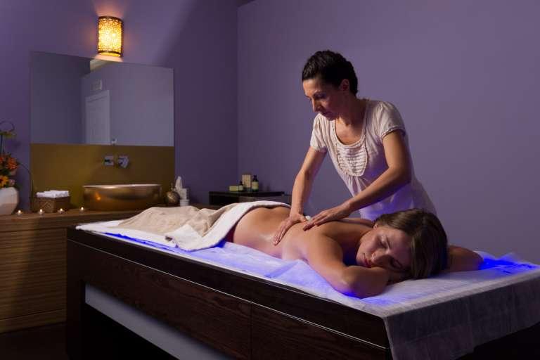 Die uralte Kunst der Massage