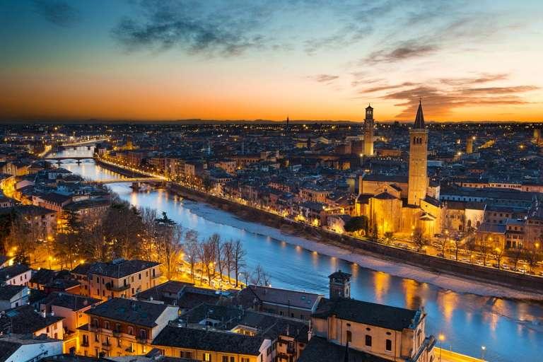 Verona, die Stadt von Romeo und Julia und des Belcanto